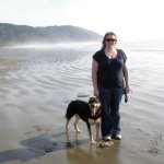 Visiting Crescent City, California: Boomer's first time to the ocean