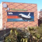 California Trip 2013: Day 3 Los Angeles: California Science Center – Space Shuttle Endeavor and a Lady Gaga Concert