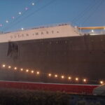 California Trip 2013: Day 1 The Queen Mary, Long Beach California