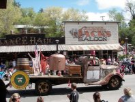 A Small Town with a Big Parade:The 49'er Days Parade, Winthrop Washington