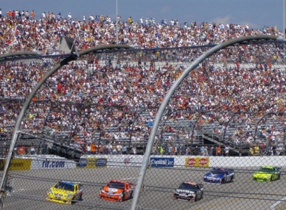 Richmond NASCAR race