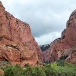 A Driving Tour of Kolob Canyons, Southern Utah