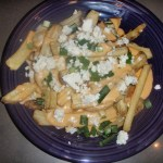 Buffalo Beer Cheese Fries