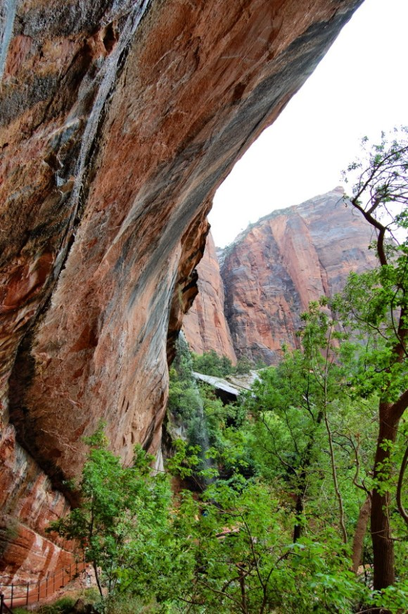 Lower Emerald Pools Zion