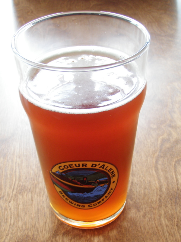 California Steam Homebrew Beer Review