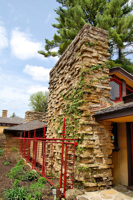 frank lloyd wright taliesin
