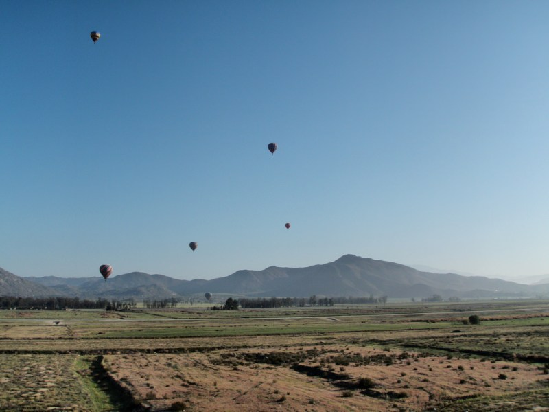 hot air balloon ride temecula ca