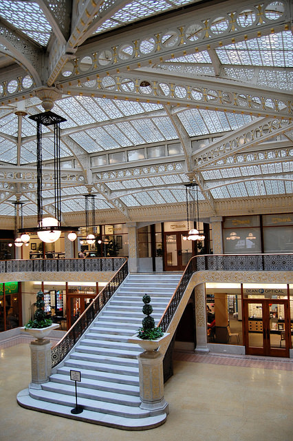 Rookery Building Chicago Illinois