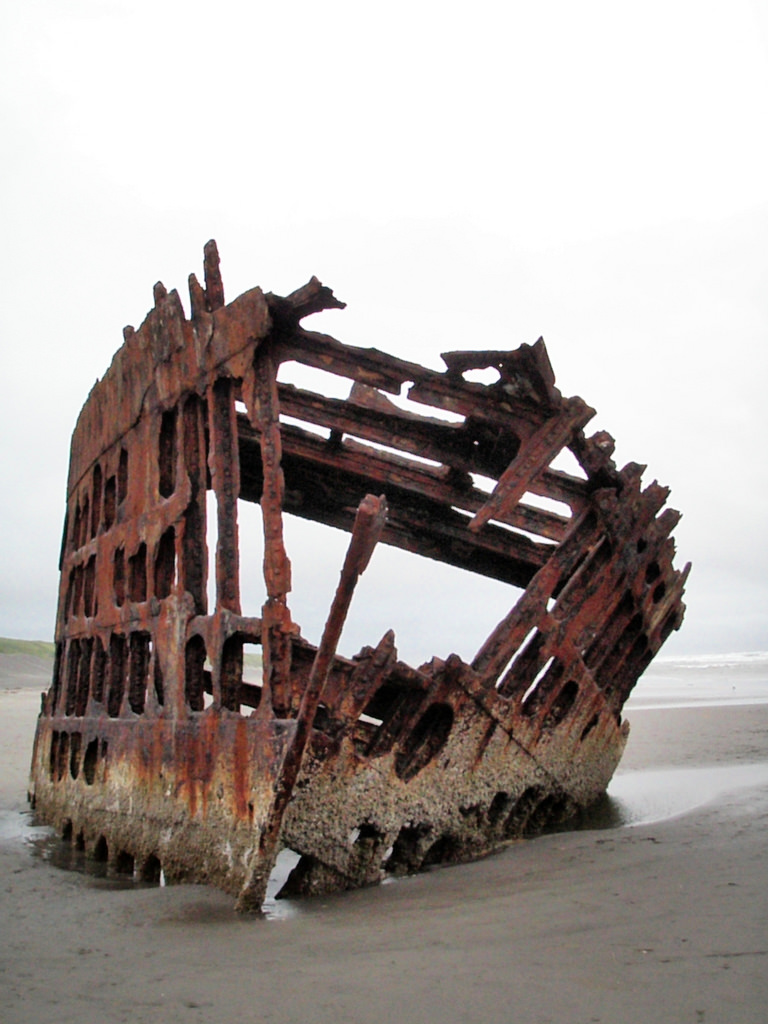Visiting Fort Stevens State Park, Astoria Oregon