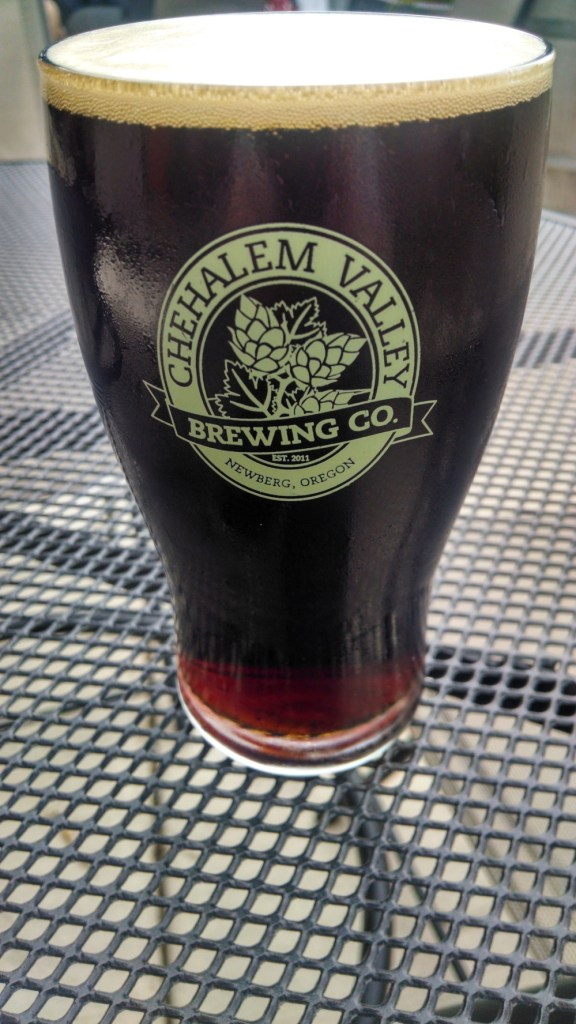 Chehalem Valley Brewing Newberg Oregon