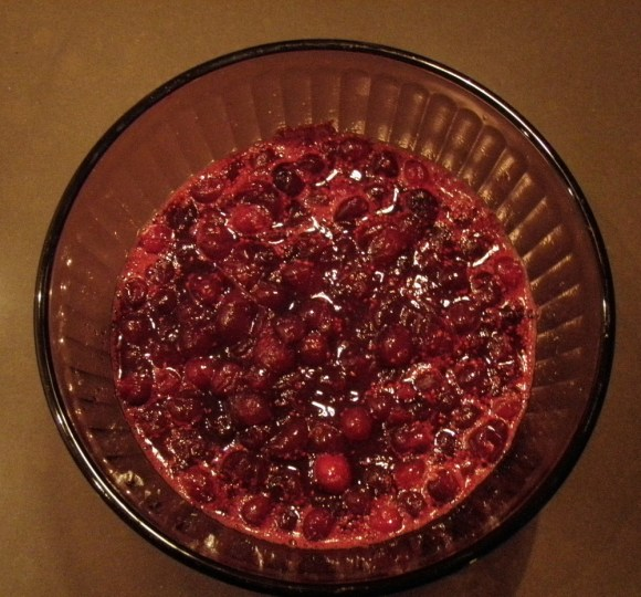 Beer Cranberry Sauce Recipe