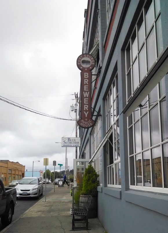Fort George Brewery, Astoria Oregon
