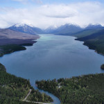 A Helicopter Tour of Glacier National Park