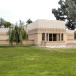 Frank Lloyd Wright Hollyhock House, Los Angeles California