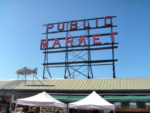 seattle sites and attractions