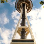 A Tall Needle, Flying Fish and a Wall of Gum: Sites of Seattle Washington