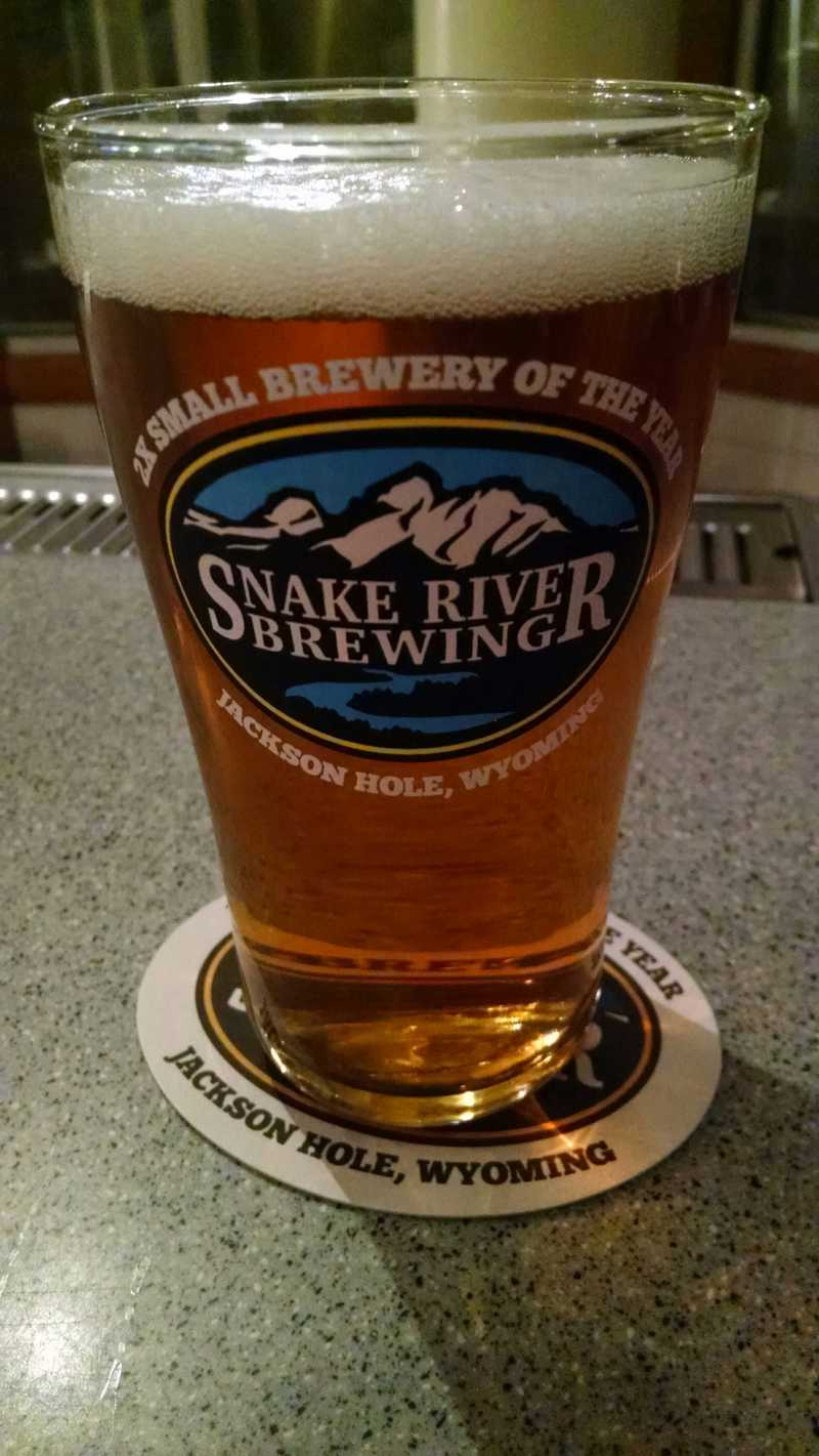 Snake River Brewing Jackson Wyoming