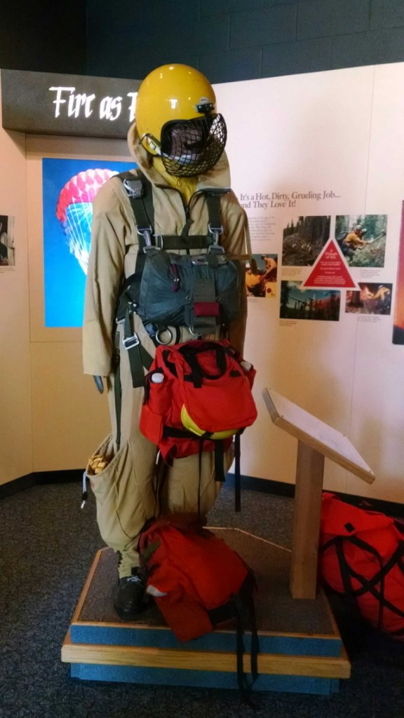 Aerial Fire Depot and Smokejumpers Center