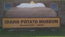 The Potato State: Visiting the Idaho Potato Museum in Blackfoot Idaho