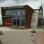 A Flight Of Beer At Taos Mesa Brewing El Prado New Mexico