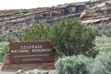 Visiting Colorado National Monument Grand Junction Colorado
