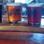 Doing Time at Seaside Brewing, Seaside Oregon