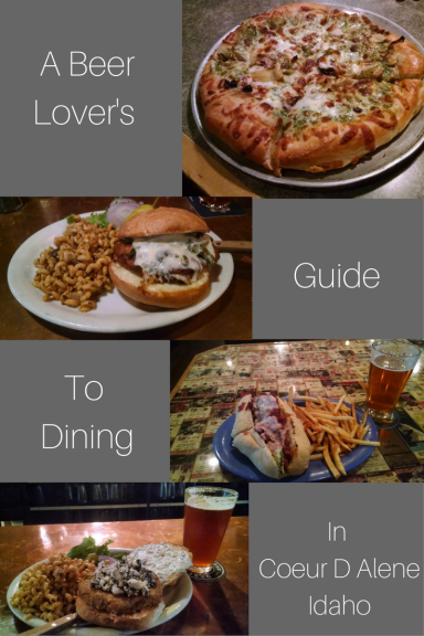 Guide To Dining In Coeur D' Alene Idaho