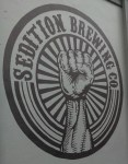 Beer Tasting at Sedition Brewing, The Dalles Oregon