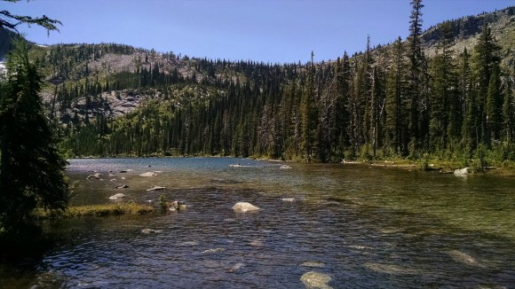 Roman Nose Lakes Trail