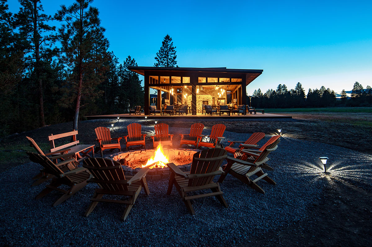 Glamping in Luxury Tents  North Bank Camp  The Resort at