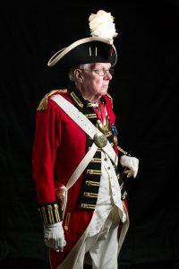 K. Frederick Holst, Colonel