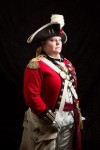 Sandra Barnes, Major