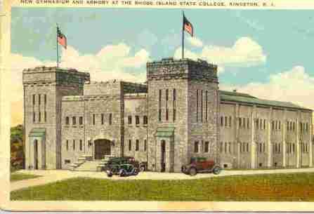 Rodman Hall Armory