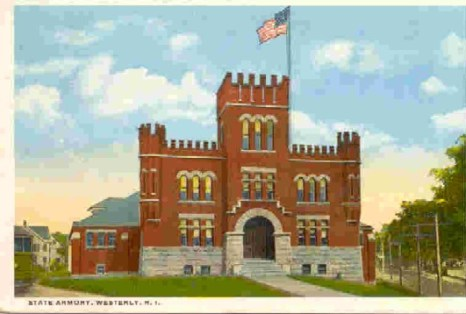 The Westerly Armory