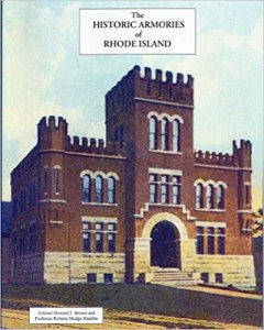Historic Armories Book Cover