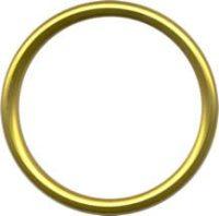 PAXbaby-SlingRings Yellow
