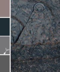 PAXbaby-Wrapsody Artisan Ring Sling *ceylon*
