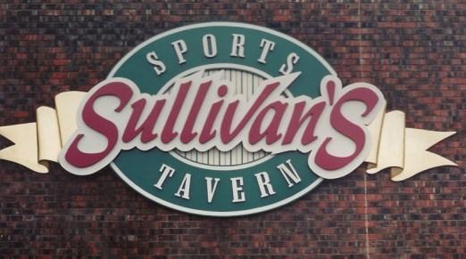 sullivans sports tavern sign