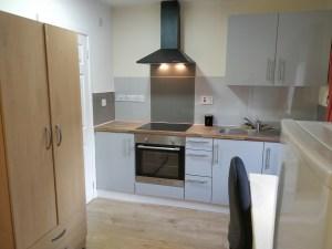 Studio 2 Kitchen area