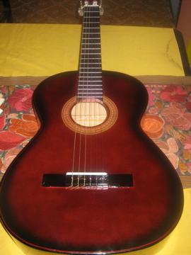 Payazaro's Guitar