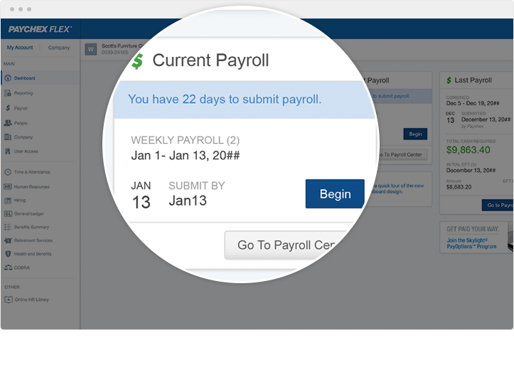 Online Payroll | Accessible & Convenient | Paychex