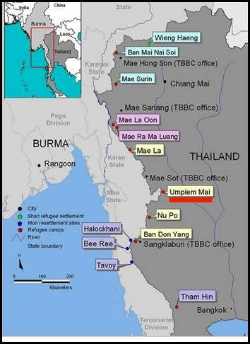 Chronik Thailands 2012 B E 2555 Januar Bis Juni