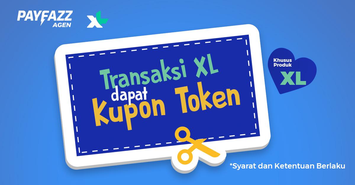 Beli Paket Data XL Dapat Diskon Token Listrik Hingga 60.000*