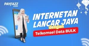 Internetan Semakin Lancar dengan Telkomsel Data Bulk!