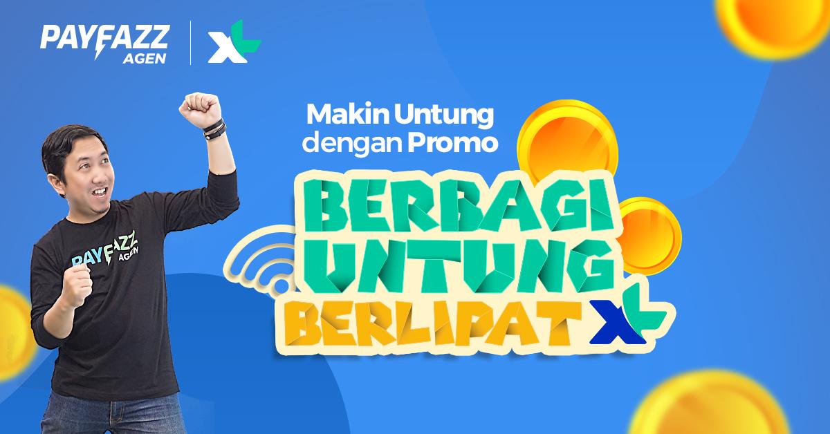 Makin Hemat dengan Promo Berbagi Untung Berlipat XL!
