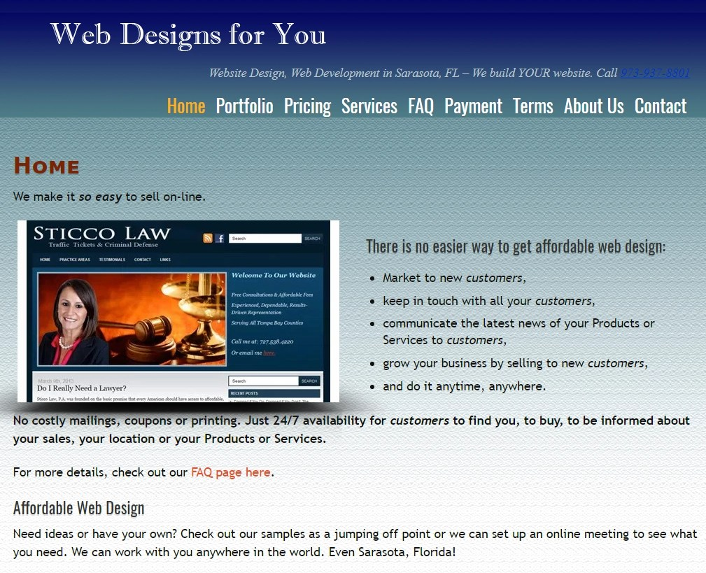 Web Designs for You copy