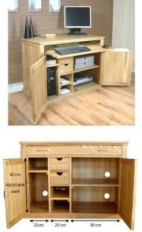 Hidden Desks Home Office Innovation | yvotube.com