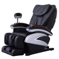 Shiatsu Massage Chair Recliner W Heat Stretched Foot Rest 06c Green Tufted Electric Full Body
