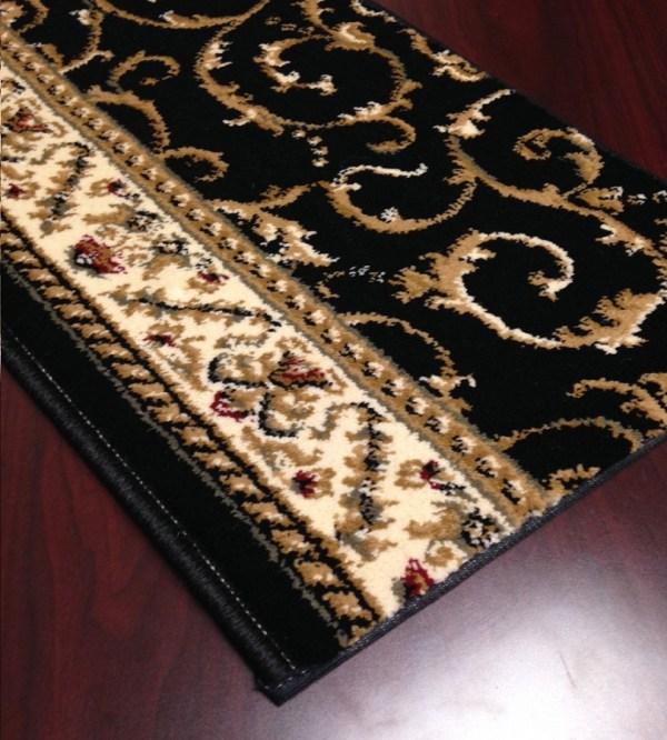 Black Stair Runner Carpet