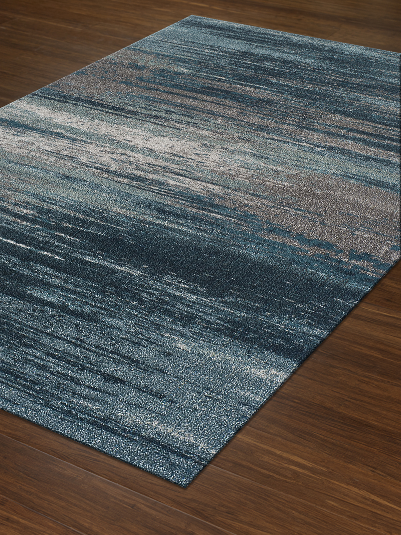 Dalyn Modern Greys Rug  Teal and Grey Area Rug  Payless Rugs